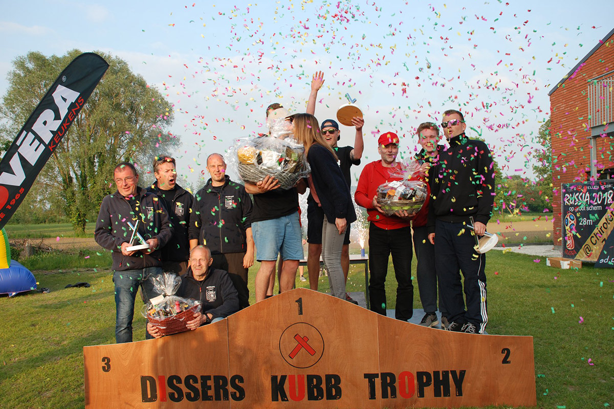 Dissers Kubb Trophy 2019
